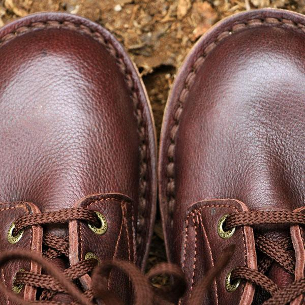 THE RUFIJI&trade; APU BOOTS PROJECT<br> Boots made for walking