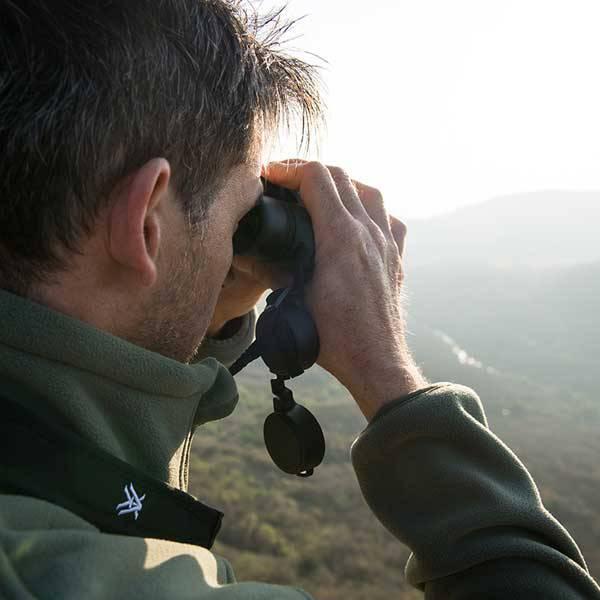 JUMELLES SAFARI:<br> Emportez des jumelles de haute qualité pour votre safari