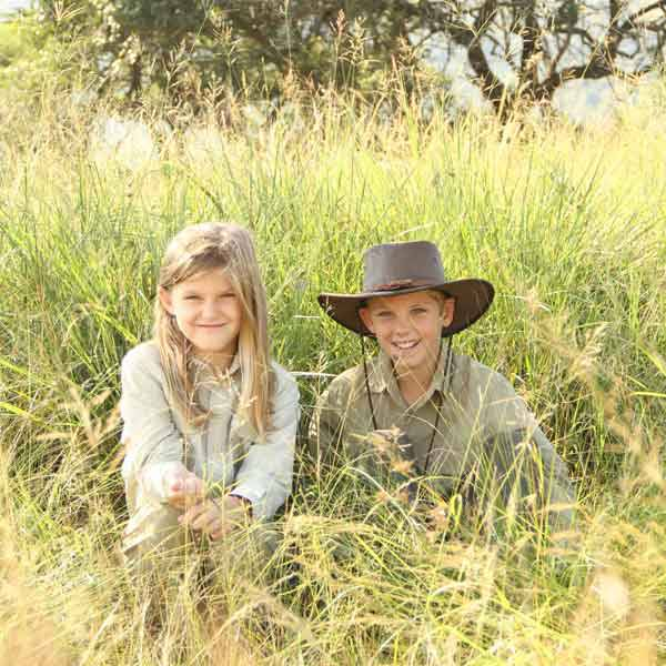 Kids' Farm Clothing: Geared Up for Outdoor Life
