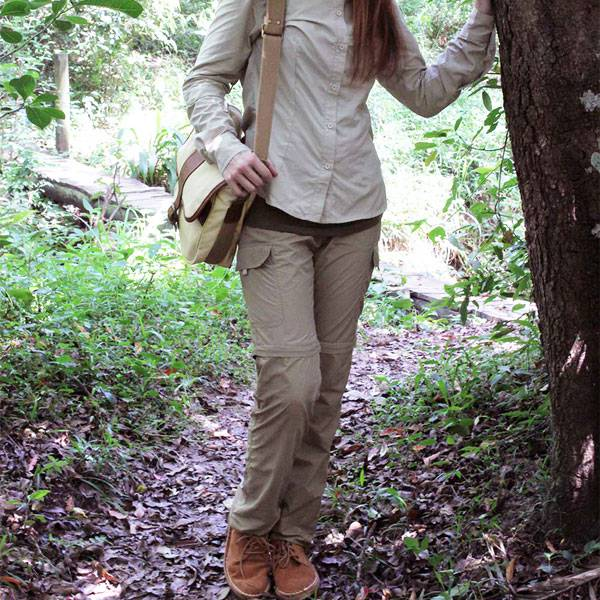 Women's Pioneer Anti-insect Safari Trousers