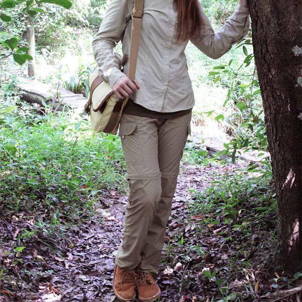Women's Pioneer Anti-insect Safari Trousers