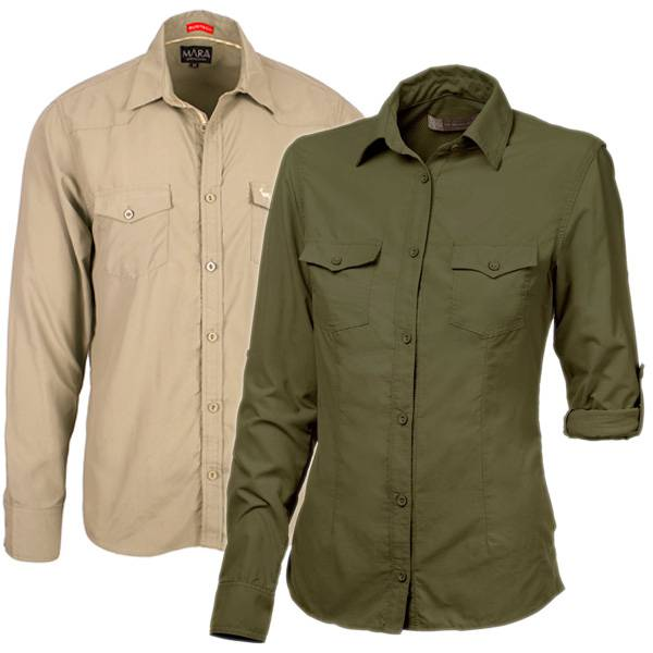 Safari Shirts Advice Guide