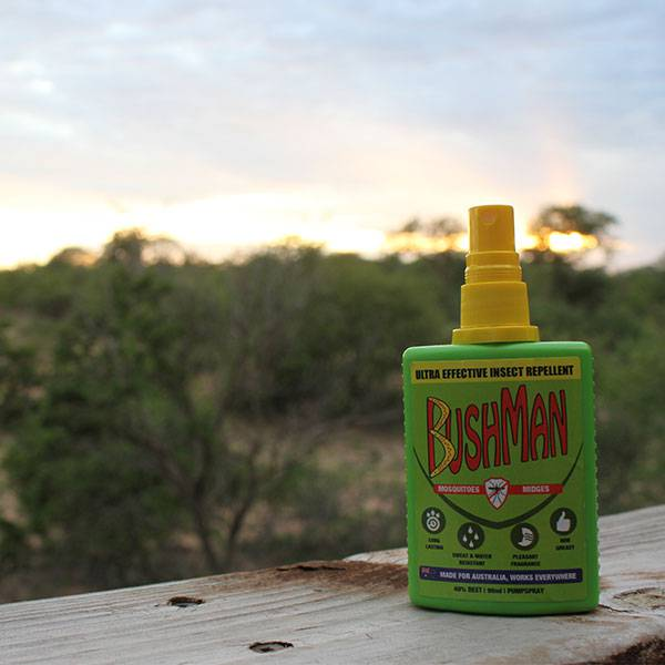 BUSHMAN<br> Insect repellent