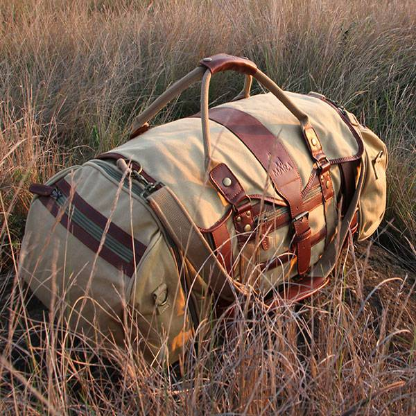 THE EVERYTHING BAG:<br> Mara&Meru&trade; Safari Voyager
