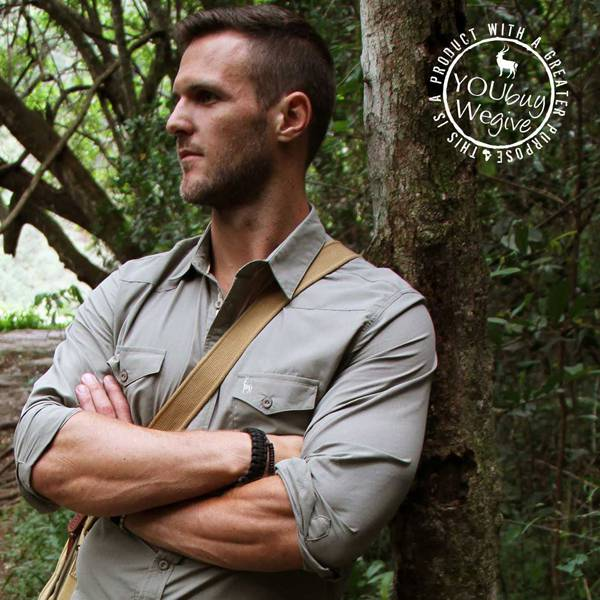 ULTIMATE SAFARI STYLE<br />Bestselling Men's Everything Shirt