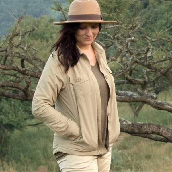 Women's Pioneer Anti-insect Safari Jacket