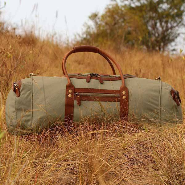 Explorer II Safari Duffel