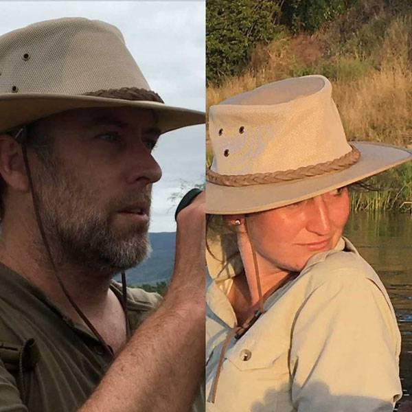 FOR SUMMER & SAFARI<br />Canvas Safari Hat<br /><u>Buy now</u>