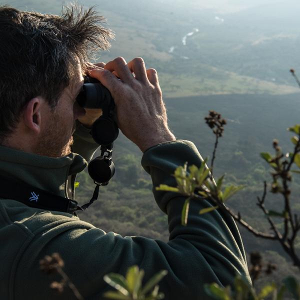 SAFARI BINOCULARS:<br> Pack high quality binoculars for your safari