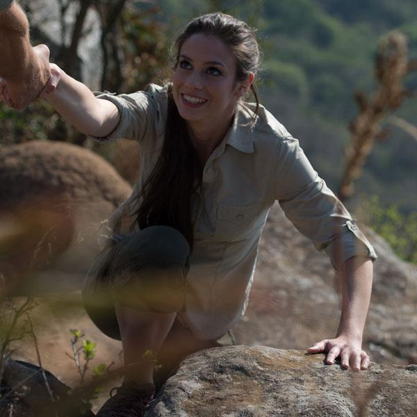THE SAFARI CLASSIC<br>Bestselling Women's Pioneer Shirt