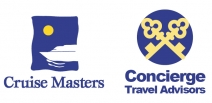 Cruise Masters/Concierge Travel Advisors Logo