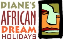 Diane's African Dream Holidays cc Logo