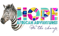 Hope African Adventures LLC Logo