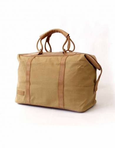 The Sandstorm Canvas Odyssey Safari Bag