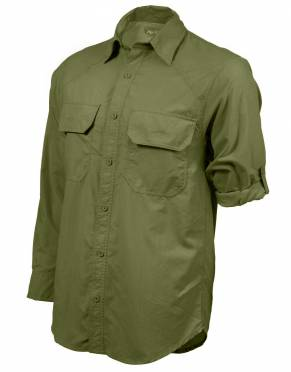 Men's BUGTech™ Insect Repellent Safari Shirt