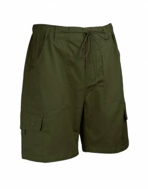 By choosing safari-friendly colours, you can wear these shorts on all safari activities without a second thought. Forest is a classic safari colour, well-suited to the outdoors.