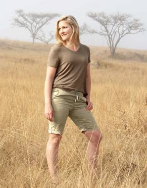 Women's Serengeti Safari Shorts