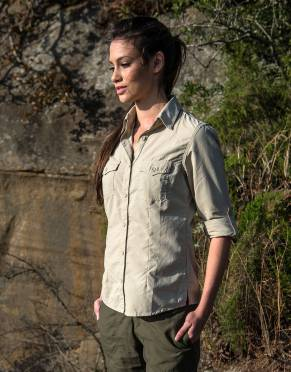 Safari Shirts - Women's Rufiji™ SafariElite Safari Shirt