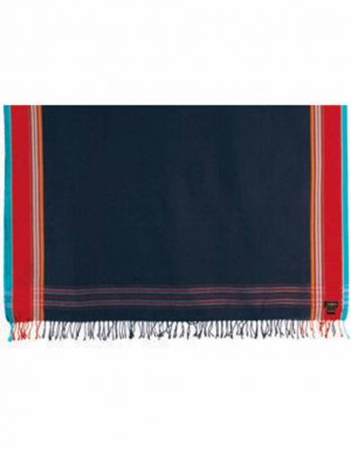 Kikoy Cotton Bed Throws (Large) in Navy