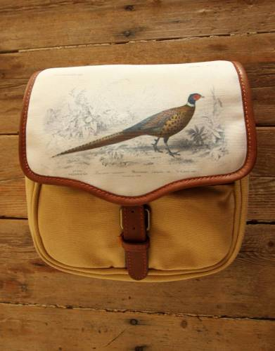 Mara&Meru™ Style-Your-Bag Pheasant Flap for the Mara&Meru™ Selous Outdoor Bag.