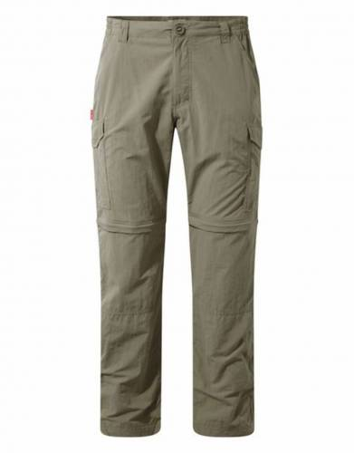 Men's NosiLife Zip-Off Safari Trousers