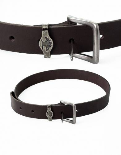 Rufiji™ Leather Safari Belt