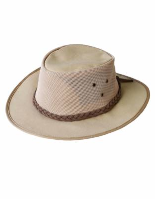 We recommend wearing safari-friendly, neutral colours on safari. In Meerkat, this hat looks great on safari and for daily wear.