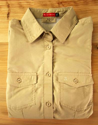 Safari Shirts - FACTORY SHOP - Women's BUGTech™ Safari Shirt