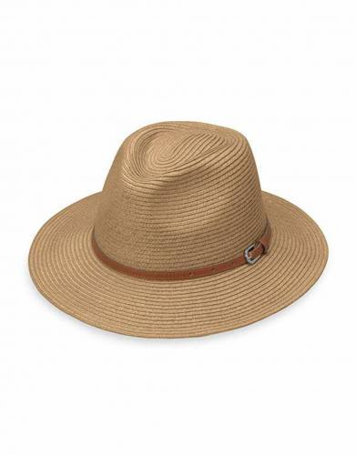 Wallaroo Naples hat in Camel