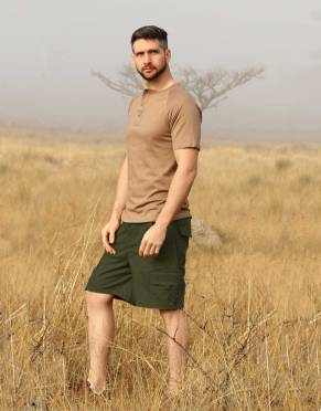 Men's Savute Safari Cargo Shorts with Stretch