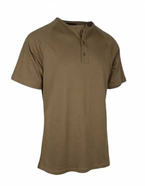 Safari Kudu is a safari-suitable colour, which means you can wear this T-shirt for every activity on your African travels.