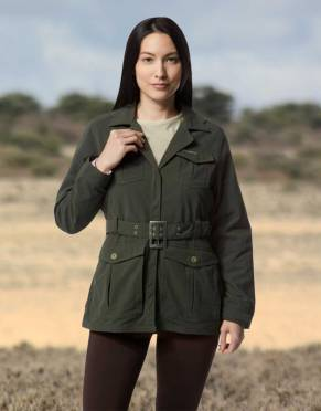 Safari Gold Group - Women's NosiLife Anti-Insect Safari Jacket