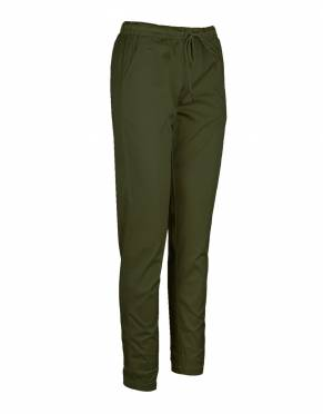 Safari Gold Group - Women's Serengeti Safari Jogger Pants with Stretch