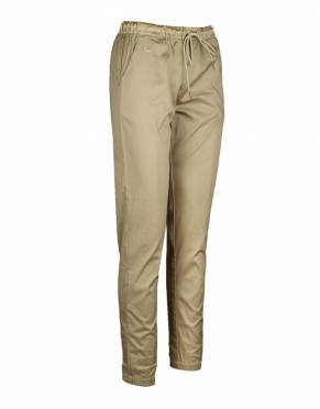 In Savannah, these women's joggers are a classically fashionable colour. They are also fully safari-suitable, which means you can wear them on every safari activity without a second thought.
