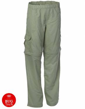 Safari  - Boys' & Girls' BUGTech Zip-Off Safari Trousers