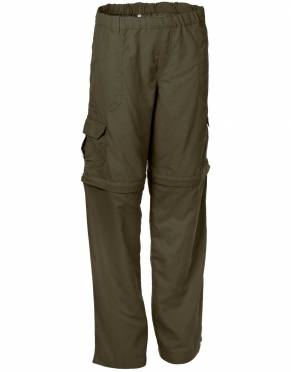Safari Trousers & Shorts - Boys' & Girls' MaraTech™ Zip-Off Safari Trousers