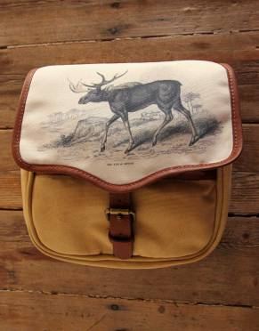 Safari Gift ideas for her - Style-Your-Bag Flap (fits the Selous Satchel)