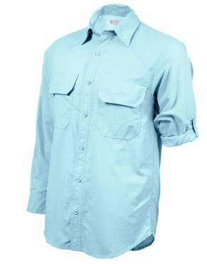 Eye-catching and ever-stylish powder blue is a fashionable choice for enhanced outdoor and everyday style.