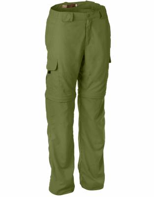 BUGTech™ Anti-Insect Men's Zip-Off Cargo Safari Trousers