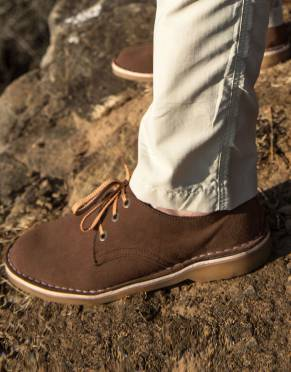 Rufiji™ Explorer Safari Shoes (thin sole UK size)