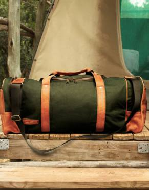 Safari Gold Group - The Sandstorm Pioneer Safari Duffle Bag
