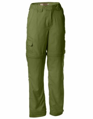 Women's BUGTech™ Insect Repellent Zip-Off Safari Trousers