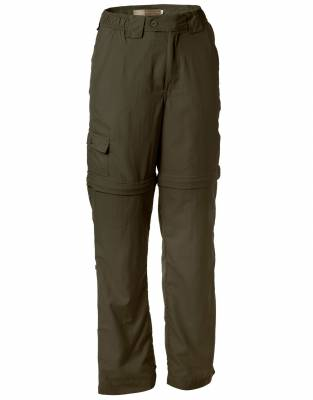 Women's SafariElite Zip-Off Safari Trousers