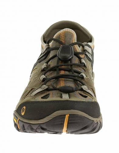 Built tough, the ergonomic design of the Merrell All Out Blaze shoes has been developed by an expert team, giving you an exceptional outdoor shoe.