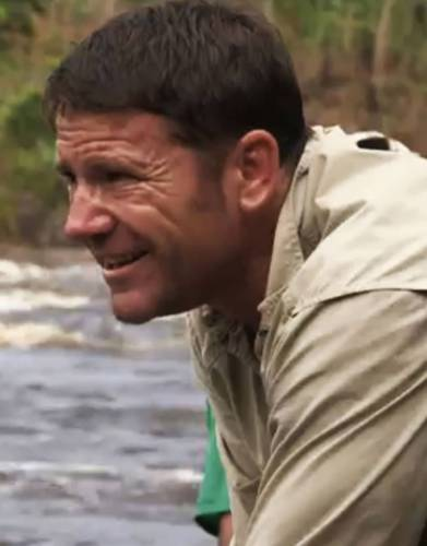 Having explored some of the wildest destinations in the world, TV's Steve Backshall has put his Rufiji™ MaraTech™ SafariElite Shirt through its paces.