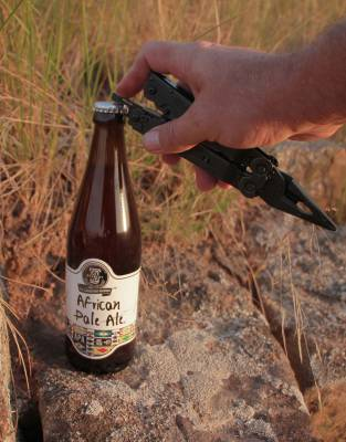 From bush-craft to beer-opening, this multi-tool has a range of tools you'll find useful outdoors and every day.