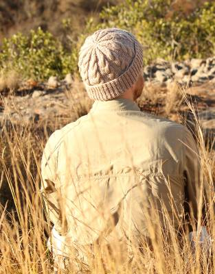 In a safari-friendly colour, the Mara&Meru™ Thusk™ Cable-Knit Beanie is suited to all of your African and outdoor adventures.