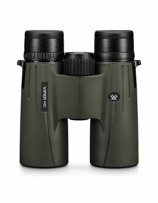 One of the lightest, most compact full-size binoculars on the market, the Vortex Viper 10x42 binoculars have multi-coated lenses for bright and clear images - great for safari and the keen outdoorsman and woman