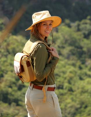 Combining a range of features and designed for versatility, the Selous Satchel is perfectly suited to walking safaris - the safari bag you can take anywhere.