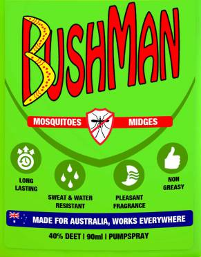 The top-selling premium insect repellent in Australia, get the assurance of Australian-made and tested insect repellent for safari, adventure travel, and outdoor hobbies and activities.
